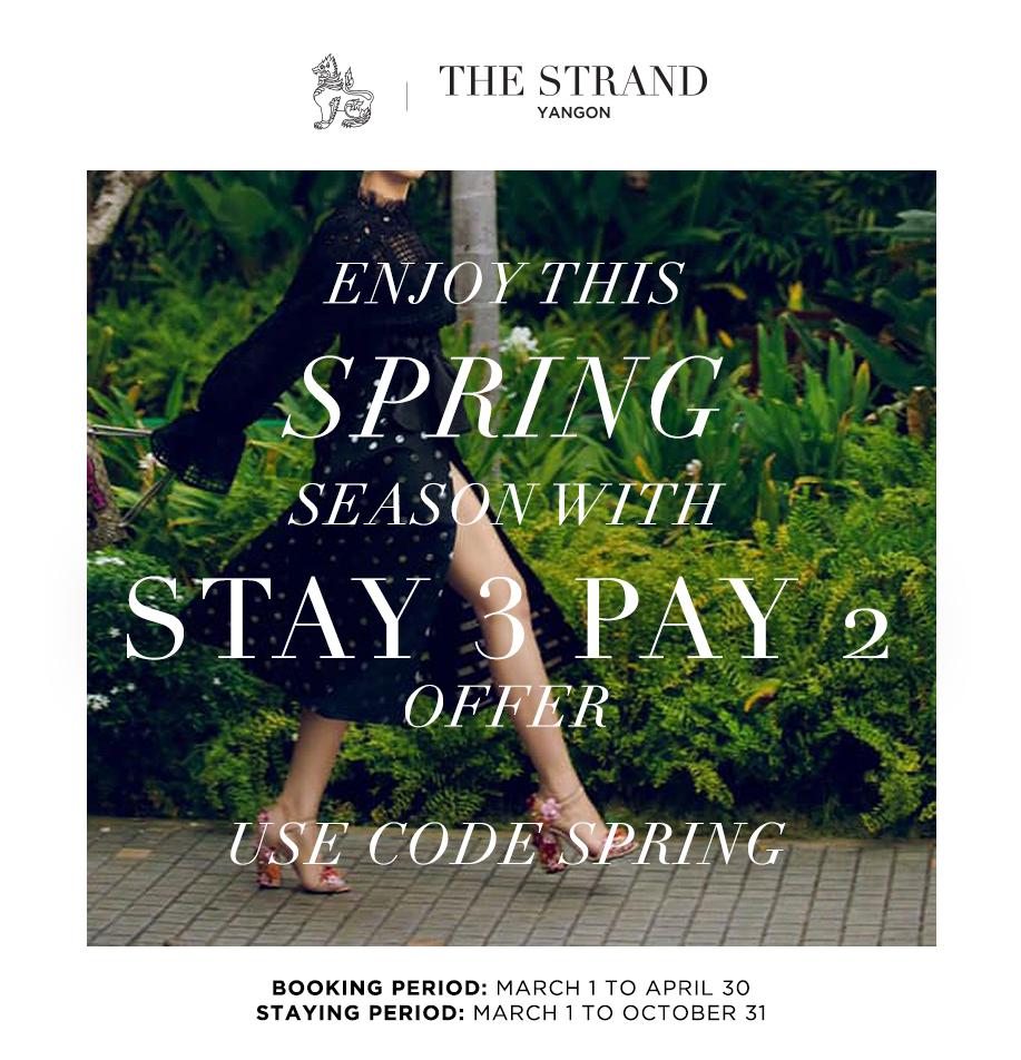 The Strand Yangon Official Website 5 Star Hotel In Myanmar